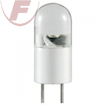 LED-Stiftsockel G4 12 Volt/0,2Watt, 10lm, 6400K