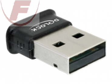 DeLock Adapter USB 2.0 Bluetooth V3.0 + EDR - Netzwerkadapter