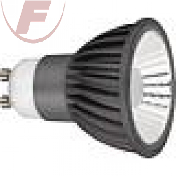 GU10, LED-Strahler, 9Watt, 500lm, HALED III Dim to Warm 2700-2100K, 36°