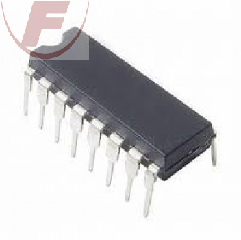 74LS03, quad 2-input NAND gate with open collector outputs