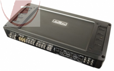 AXTON Diecast Amplifier 4 x 55 + 185 Watt